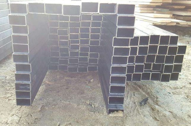 Wyroby hutnicze, profile stalowe, stal, rury stalowe, blacha