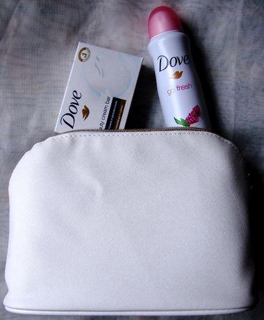 Набор новый Дав/Dove 3 в 1