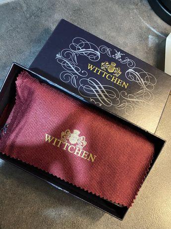 Wittchen portfel damski skóra licowa NOWY Z METKAMI