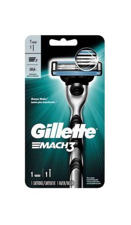 Станки для бриття Gillette виробництва США