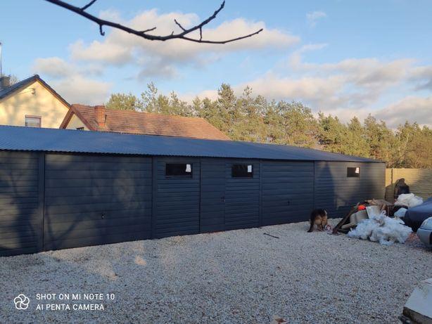 Hala, konstrukcja stalowa, wiata, garaż 10 x 20