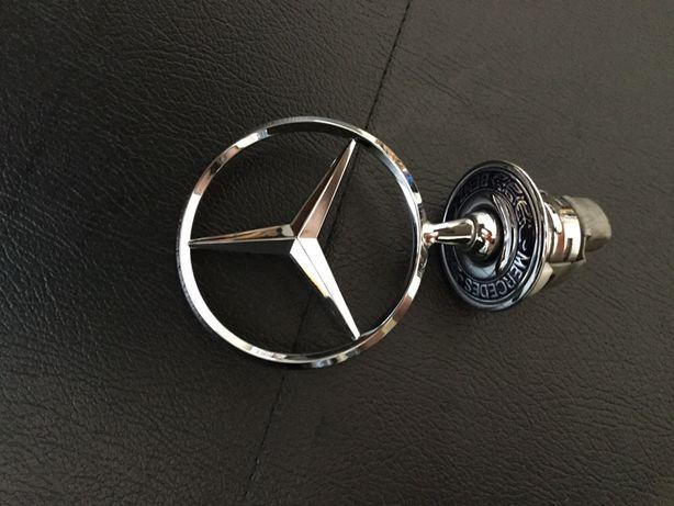 Значок Mercedes Benz  BMW та BMW  X5