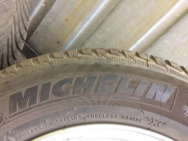 Комплект колёс Michelin Alpin 5 195/65/15