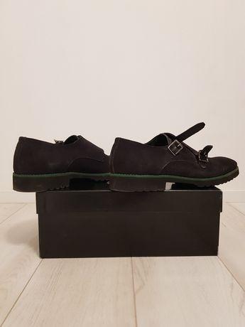 Туфли-монки giovanni conti