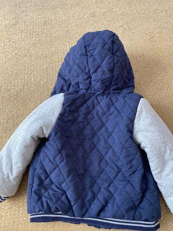 Куртка с утепоителем