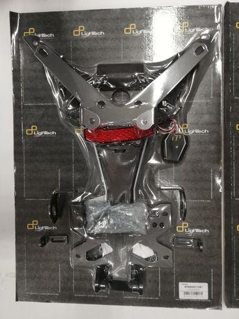 Suporte matricula lightech Honda XADV de 17 a 20