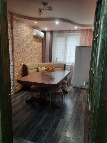 4_х комнатная квартира с ремонтом для коммерции и жилья