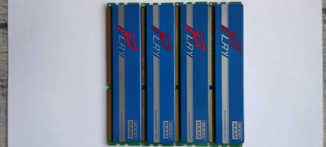 GOODRAM 1600MHz DDR3 PLAY 4GB (GYB1600D364L9/4G)