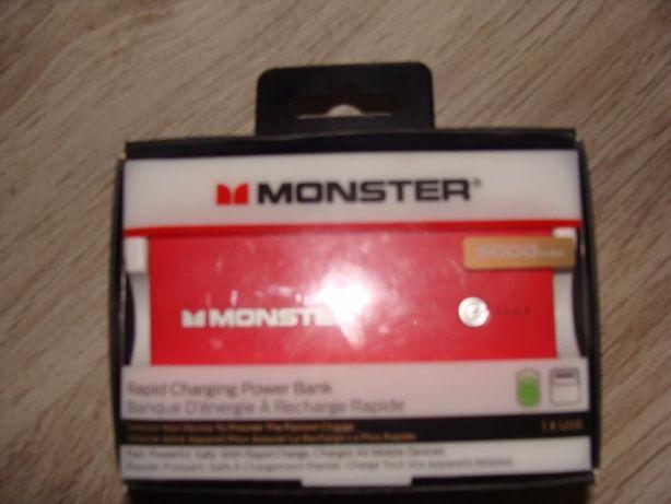 power bank 5000 mAh monster