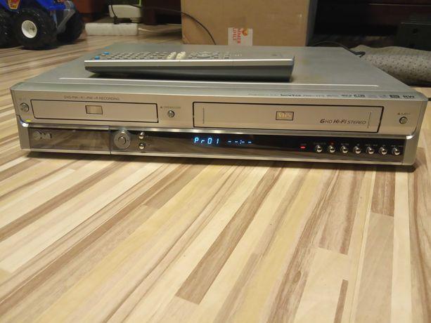 Nagrywarka  DVD/VHS LG RC6800