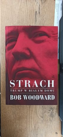 Strach - Bob Woodward