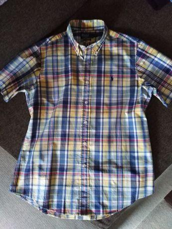 Ralph Lauren taliowana koszula męska r. L