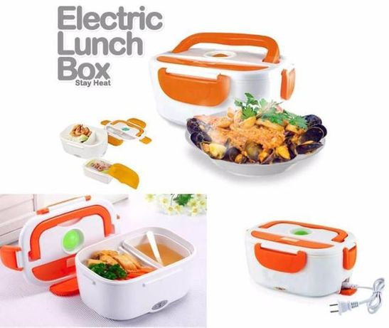 Lunch Box Контейнер для еды с подогревом Ланч Бокс 12В 220В