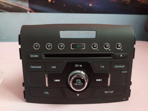 Nowe Radio Honda CR-V CRV IV oryginał