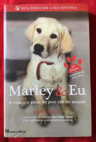 Marley & Eu, de John Grogan - Casa das Letras 2.ª Edição 2006