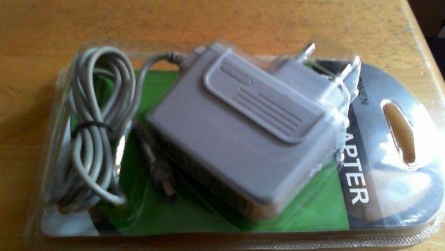 Carregador Nintendo 3ds/2ds/DS Lite pack selado