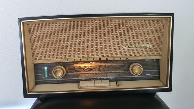 Telefunken Jubilate de luxe 1361 radio lampowe