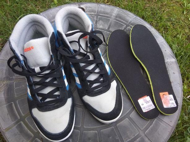Buty Adidas Neo 38 2/3 Wkladka 24,5 cm