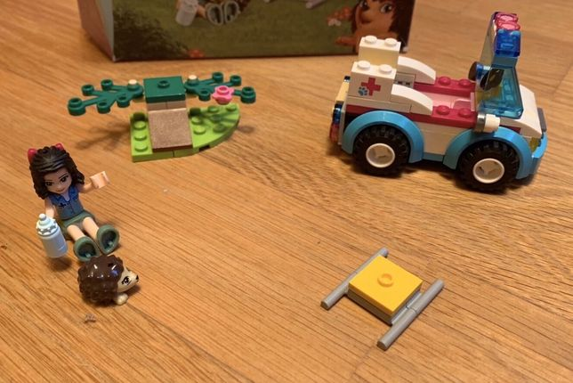 LEGO Friends(41086) Ветеринарная скорая помощь.