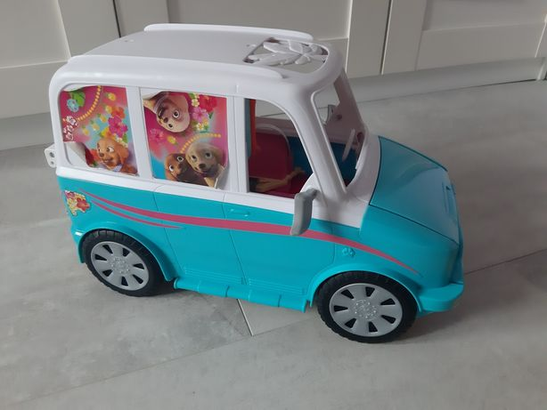 Auto Barbi camping