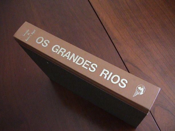"""RIOS-GRANDES RIOS-Conceituada publicação de """"Selecções Reader's Diges"""