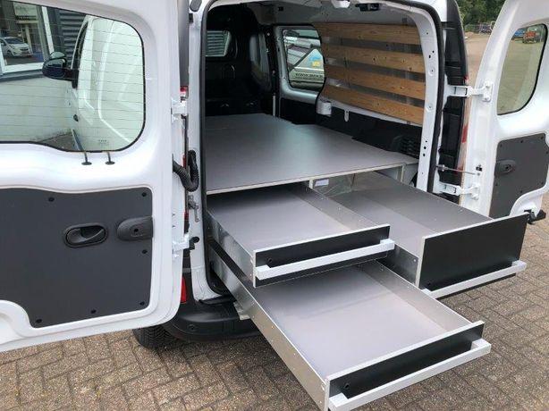 Zabudowa warsztatowa BEKS 4 szuflady Renault Kango
