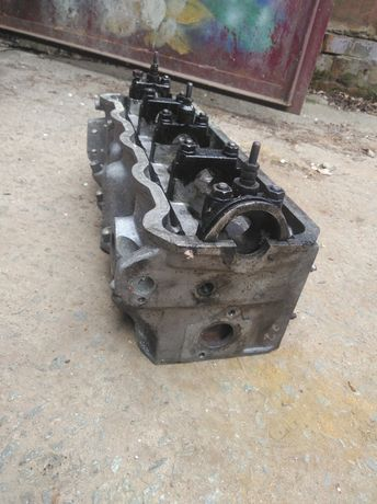 Головка двигателя 1,9 фольксваген шаран.