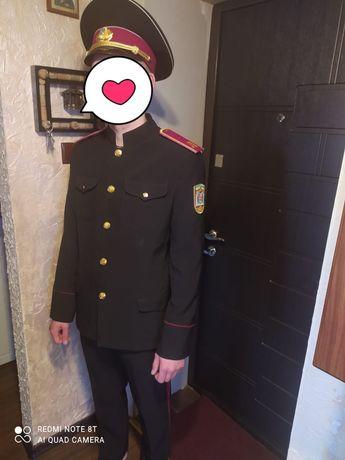 продам парадну форму військового ліцею