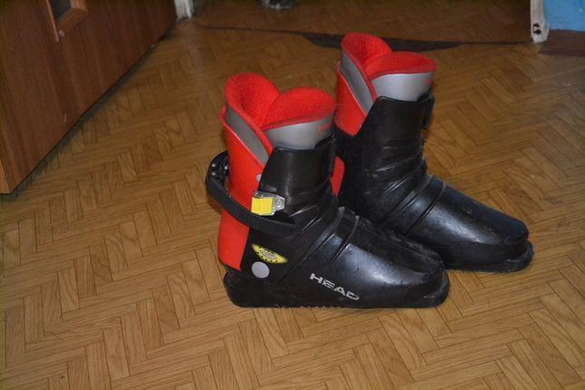 buty narciarskie 38