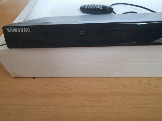 DVD Samsung z wejściem USB