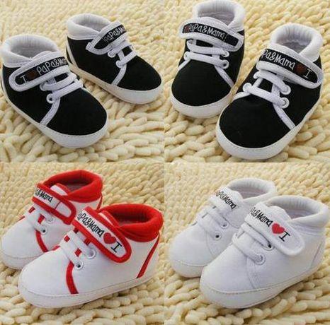 calçado bebé
