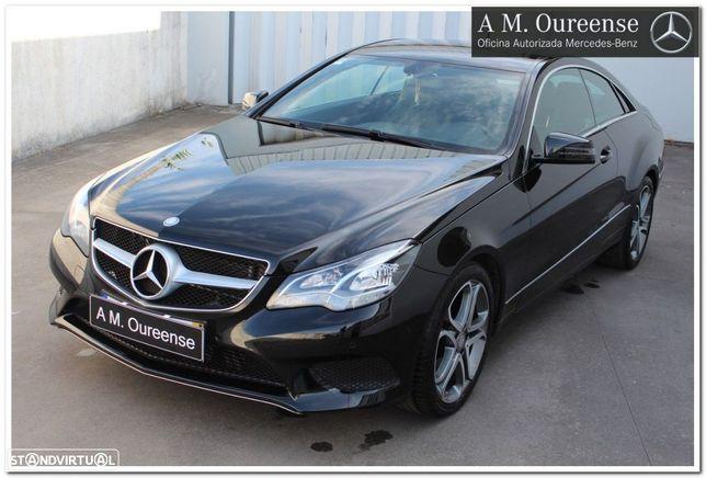 Mercedes-Benz E 220 CDI | Coupé