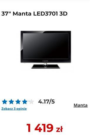 Telewizor - monitor Manta 37 cali