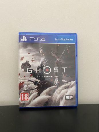 Jogos PS4 (Ghost Of Tsushima, Resident Evil, NBA 2k19)