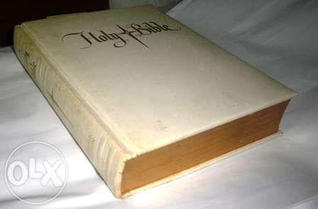 Bíblia - The Holy Bible