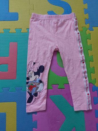 Spodnie z myszka mini