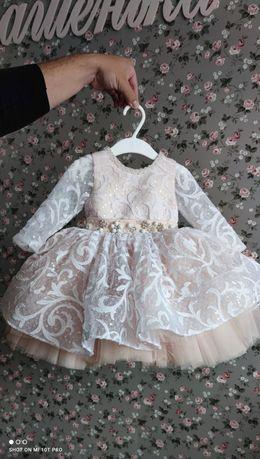 Плаття на рік для принцеси