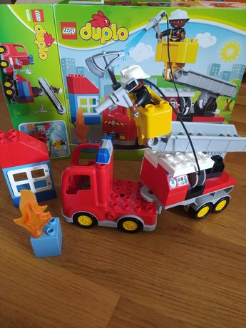 LEGO DUPLO 10592 ЛЕГО оригінал оригинал Пожежна машина