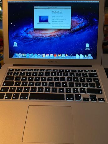 """MacBook Air 13"""" 2011  Zadbany"""