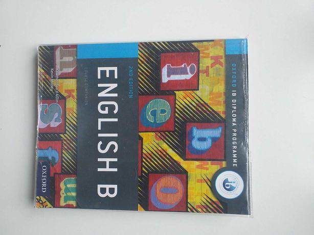 IB English B HL i SL podręcznik Oxford course companion