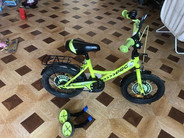 Продам дитячий велосипед PROFI в ідеальному стані.