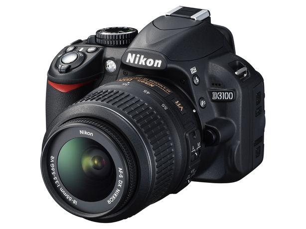 Фотоаппарат Nikon D3100 фотокамера