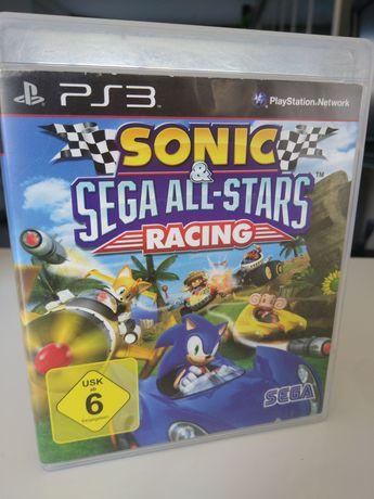 Sonic Sega All Stars Racing Ps3 Stalowa Wola