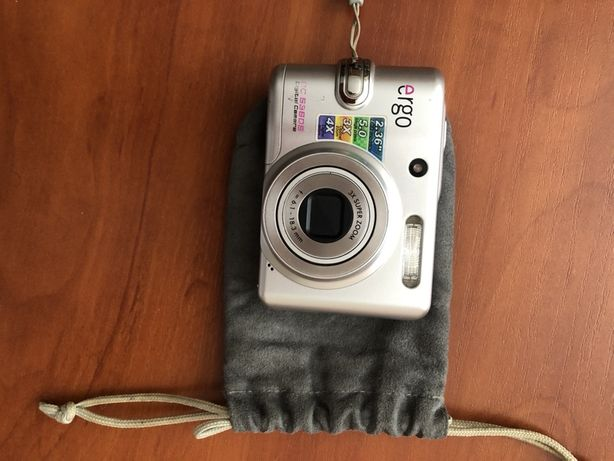 Ergo цифровой фотоаппарат