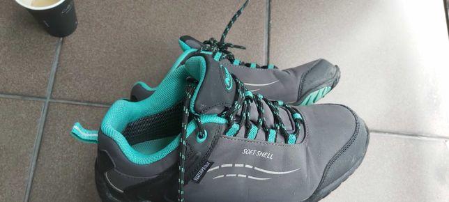Buty gorskie Elbrus rozm.40, rachunek  gwarancja