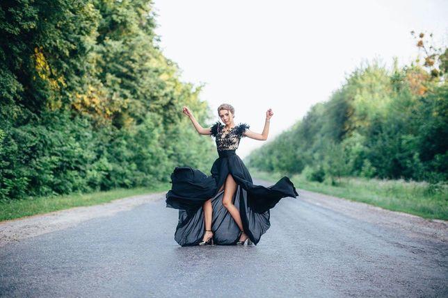 Вечірня сукня на випускний Вечернее платье на выпускной Ексклюзив