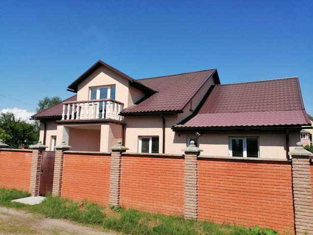 В продаже 2 дома 185м2#135м2 в живописном месте с. Хотяновка