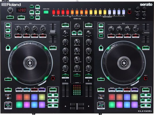 Sprzedam Roland DJ-505 jak nowy Gwarancja