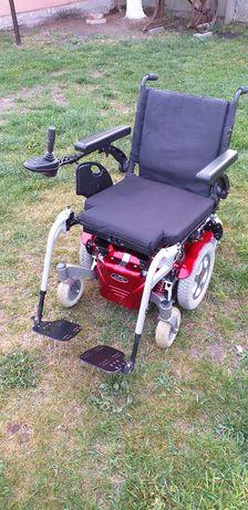 Wózek elektryczny inwalidzki skuter QUICKIE Salsa M