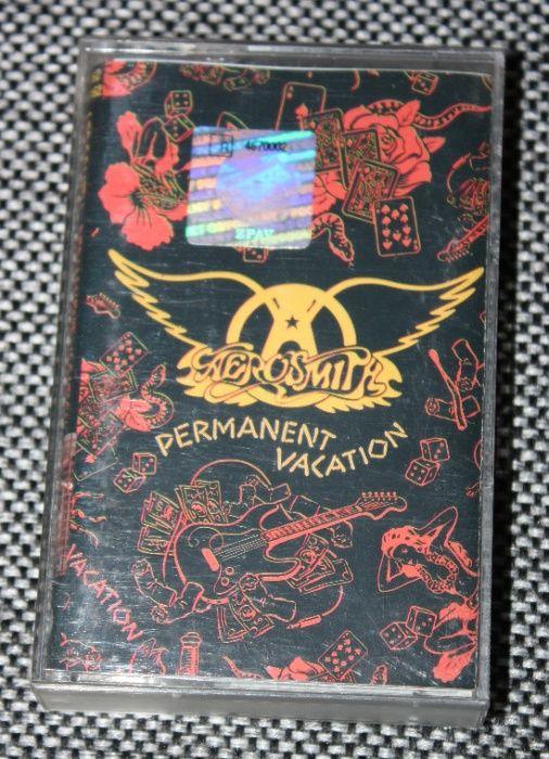 Kaseta magnetofonowa Aerosmith - Permanent Vacation